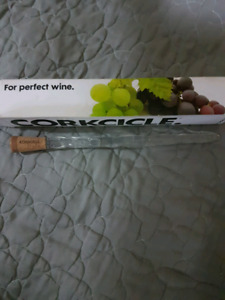 Corkcicle. Wine chiller.