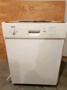 Bosch Dishwasher in mint condition