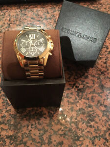 Michael Kors watch/montre