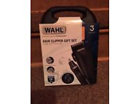 Wahl hair clippers & nose trimmer