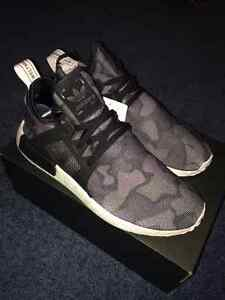 "Adidas NMD XR1 ""Black Camo"" - Size 10.5 Deadstock"