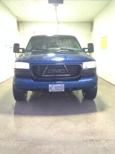 2002 GMC Sierra forsale or trade