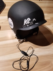 K2 rant pro with built in audio