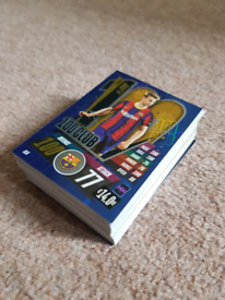 Topps Match Attax Champions League/Europa League 20/21 Stack of 50