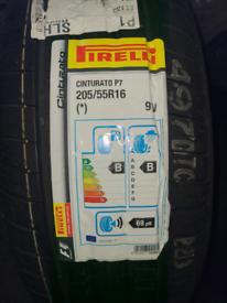 2 Brand New Tyres Pirelli