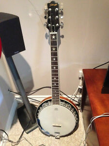 6 String Banjo Reduced