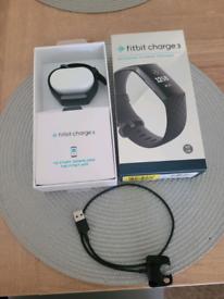 Fitbit Charge 3 - Granite Black