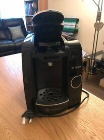 Tassimo by Bosch Joy Coffee Machine T43 Intenso Black