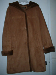 Woman coat's with fur-lining ($30 /Or Best Offer)