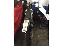 Kxf250 2009 4 stroke