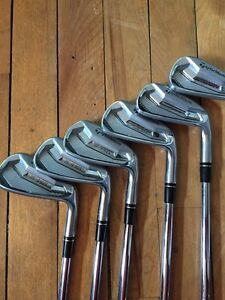 Taylor Made P770 irons RH