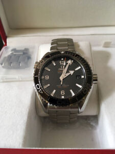 FSOT: 2018 Omega Co-Axial Planet Ocean 600M Chronometer Watch
