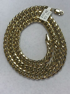 NEW!!! 10k BIG MIAMI CUBAN LINK CHAIN ! BLOW OUT PRICE !