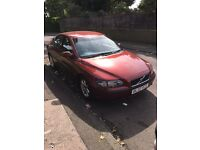 VOLVO S60 AUTOMATIC 2.0 t MOT AND TAX PX WELCOME