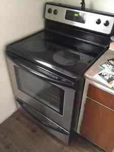 Fridge/Washer/Dryer/Stove Combo