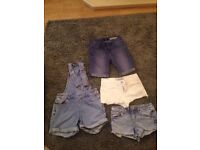 Denim bundle - girls age 13 and size 6