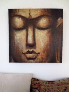 Pier1 Buddha Art Print