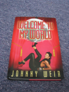 Welcome to my world Johnny Weir
