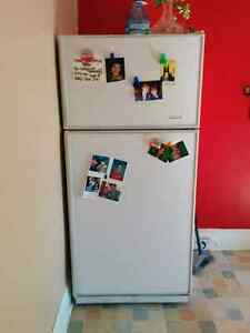 Fridge, Stove, Washer, Dryer