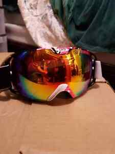 New CFG double lens, antifog goggles