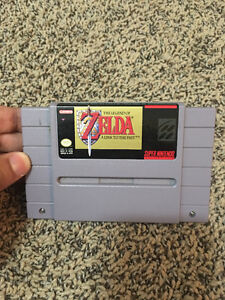 SNES Classic: The Legend Of Zelda: Link To The Past!