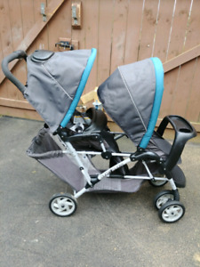Double Stroller - Gently used