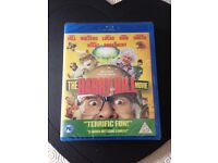 Harry hill movie blu Ray