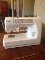 BARELY USED Kenmore Sewing Machine