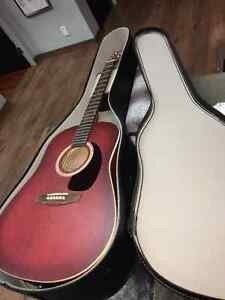 Guitare Acoustique Art & Luthier Wild Cherry - Négociable