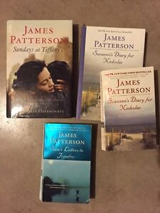 JAMES PATTERSON books-AWESOME SUMMERTIME SALE