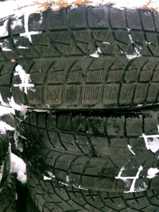 WINTER TIRES   185/65/15