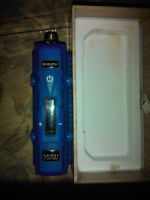 used  2 months old mini e-lvt 35 watt electronic vapor