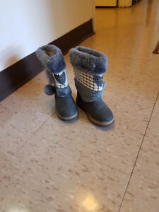 Winter boots for girls toddlers Size 29 (10)