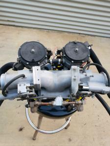 twin throttle bodie | Engine, Engine Parts & Transmission | Gumtree