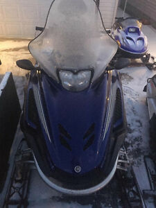Yamaha Viking Profesional VERY LOW KMS