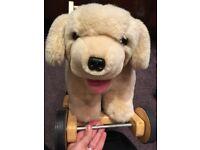 Dog toddler walker