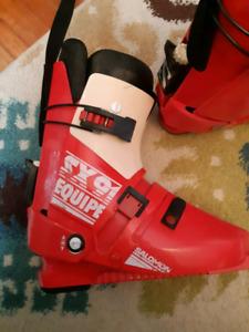 d733f191f244 Ski boots Salomon SX91 Equipe