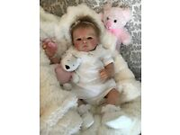Beautiful Reborn baby~Lilith~latest release by Heike Kolpin~LTD ED of 450 sold out WORLDWIDE!!