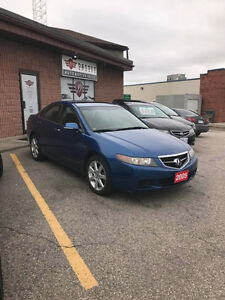 2005 Acura Tsx Navigation . Automatic. CERTIFIED AND ETESTED! Kitchener / Waterloo Kitchener Area image 3