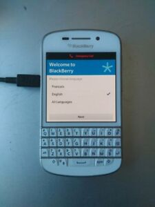 Like new  Unlocked Blackberry Q10