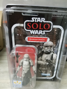 Star Wars Figurines wal Mart exclusive USA