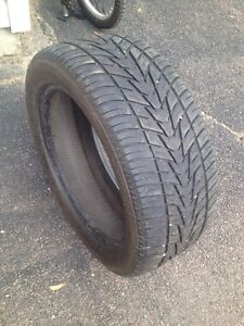1 tire for 10$, Toyo 205/50/16