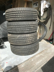 All Most New Tires - 1,000km