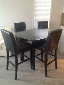 SOLD!!! Pub style dining set