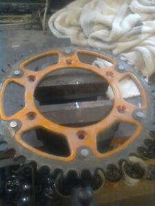 KTM 50 tooth Supersprox Stealth Rear Sprocket