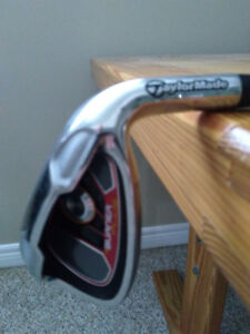 Taylormade Burner plus 9 iron RH
