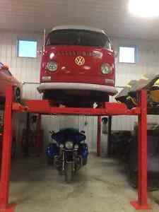 Auto Lifts For Sale (Cars, Trucks, Bikes, ATV) Regina Regina Area image 2