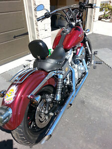 HARLEY DAVIDSON  CUSTOM -  REDUCED REDUCED  -  FIRM