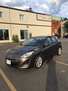 2011 Mazda Mazda3 Sport GT Hatchback 86K with EXTENDED WARRANTY