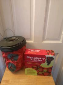 Strawberry Planter new